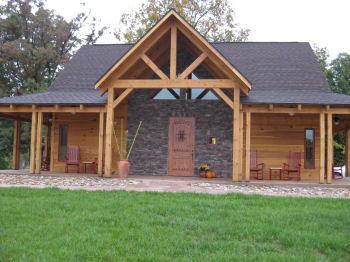 Daveste winery, opened tasting room Sept. 2008