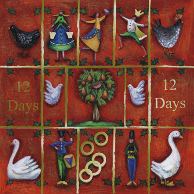 12 Days Of Christmas Life Part Two
