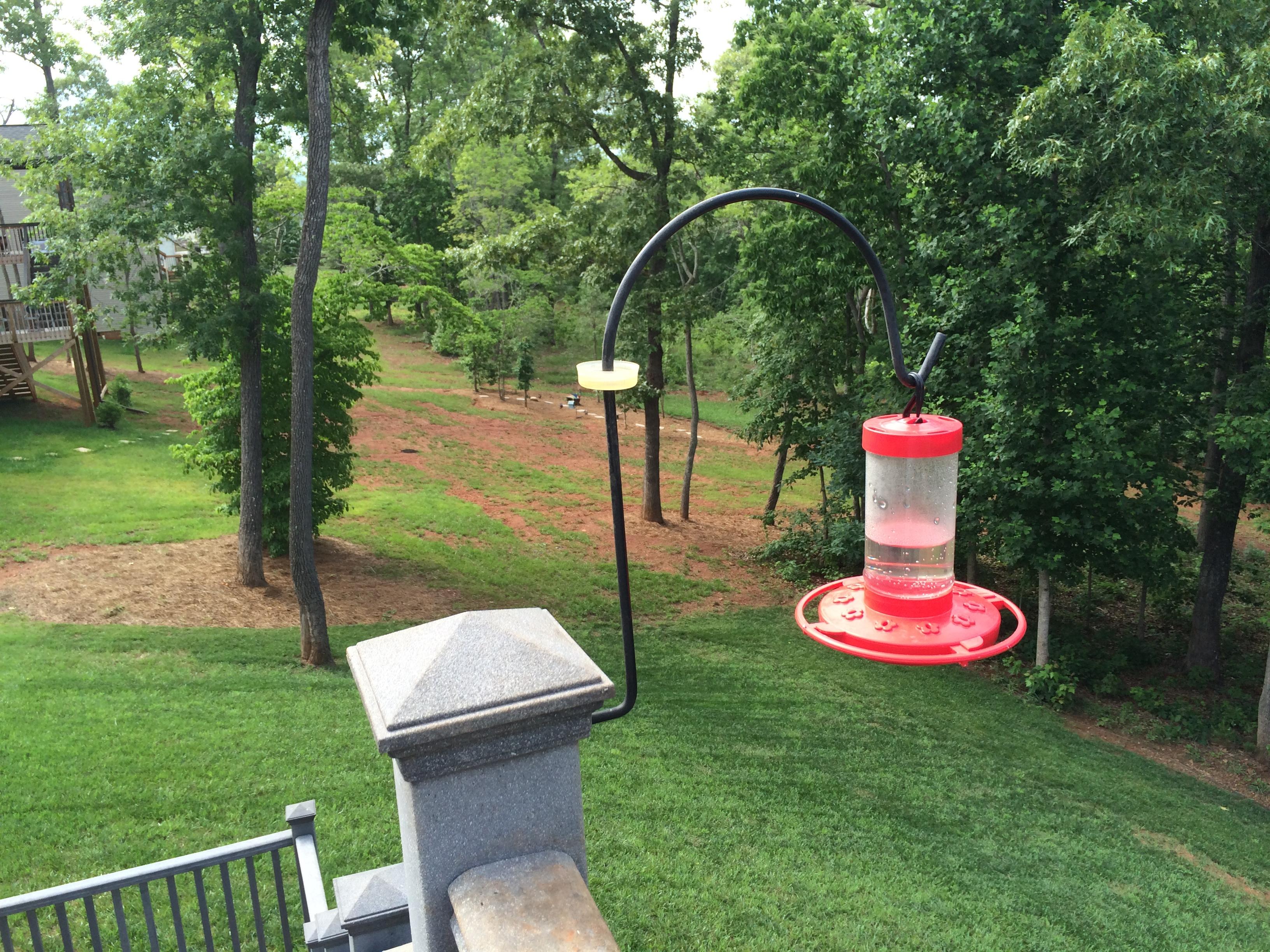 top filling bird feeder wood working plans